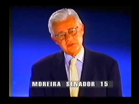 Moreira Franco: Campanha para o Senado.