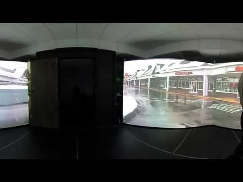 New Hampshire Police Training - 360 Simulation Room