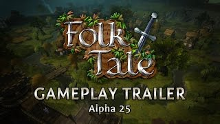 Folk Tale Alpha 25 Gameplay