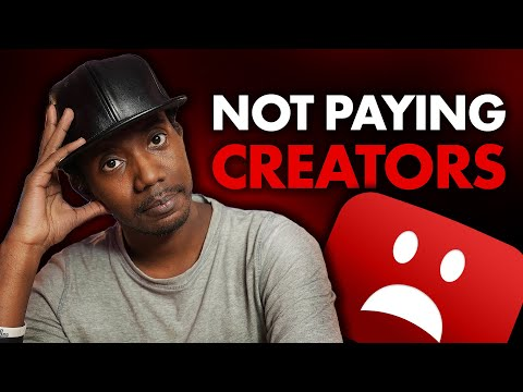 YouTube will Start Putting Ads on  NON-MONETIZED Videos... While Not Paying The Creators...