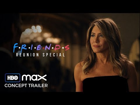 FRIENDS Reunion Special (2021) Trailer 1 | HBO MAX
