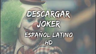 "Ver/Descargar The Joker ""El Guason"" Español Latino (HD Mega - Mediafire)"