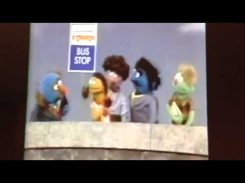 "Anything Muppets Sing ""At the Bus Stop Sign"""