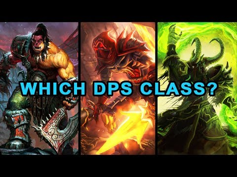 Which DPS Class Should You Play In Classic WoW?