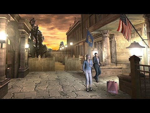 Resident Evil Outbreak File #2 ONLINE Desperate times 2 Very Hard [HD 1080p50]