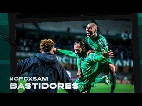 Download Coritiba 3 x 0 Sampaio Corrêa - Bastidores