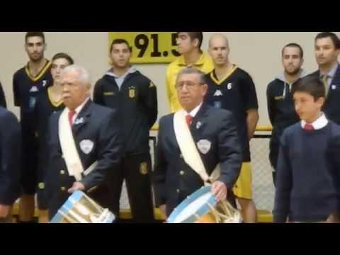 Banda de Música Santa Cecilia y Tambor de Tacuarí - Himno Nacional Argentino