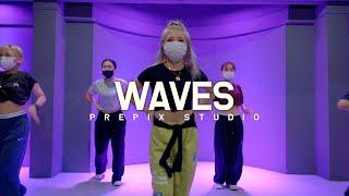 Download 강다니엘(KANGDANIEL) - Waves   YOUJIN ONE choreography