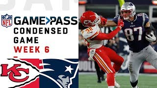 Chiefs vs. Patriots   Week 6 NFL Game Pass Condensed Game of the Week