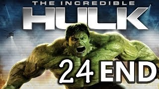 The Incredible Hulk - Gameplay Walkthrough Part 24 - THE END