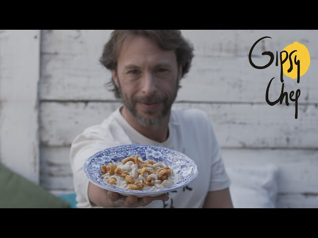 Los 'mac and cheese' de Gipsy Chef