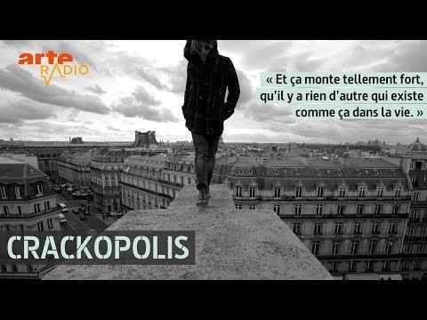 La défonce | Crackopolis - ARTE Radio Podcast
