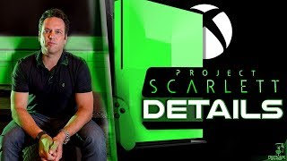 Phil Spencer Reveals Xbox Scarlett Details! HUGE Xbox Exclusive Leaked, PS5 News, New Xbox  Studios