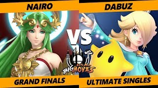 LMBM Smash Ultimate Grand Finals - NRG | Nairo (Palutena) Vs. Liquid | Dabuz (Olimar, Rosalina)