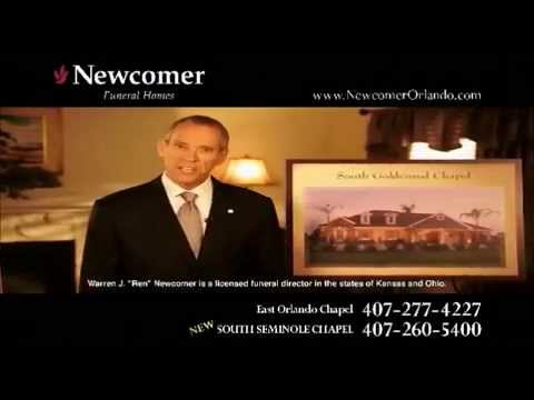 Introducing: Newcomer Funeral Home, South Seminole Chapel