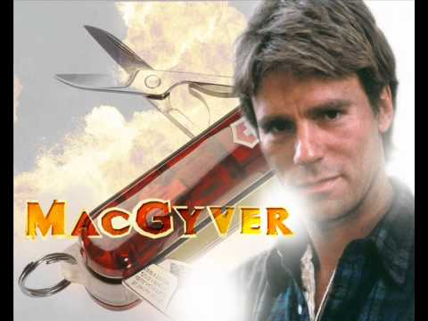 MacGyver Season 1 Opening Theme Long Version
