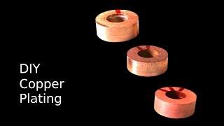 Best DIY Copper Plating Methods