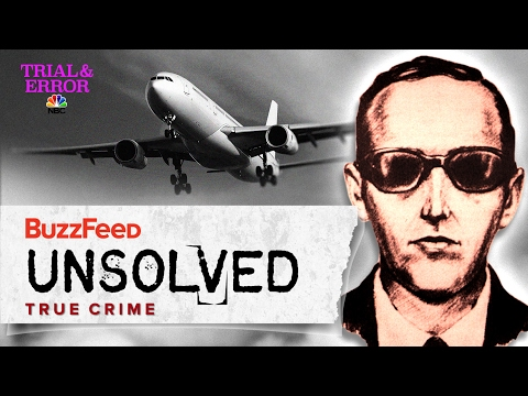 The Strange Disappearance of D.B. Cooper