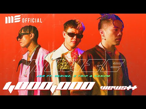 J$R - PAUSE (พัก) Ft. VARINZ, Z TRIP, KANOM (Prod. By NINO) [Official MV]