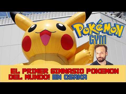 ¡Pokemon Gym en Osaka! Extra: Gundam Square