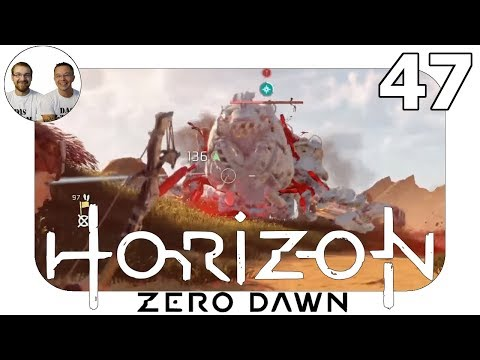 Horizon Zero Dawn - VERDORBENE STEINBRECHER - Lets Play - #47