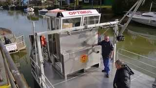 Construction De Barge Aluminium Mulot
