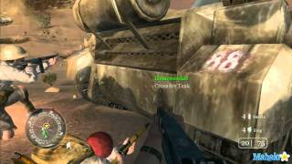 Call of Duty 2 Walkthrough - Veteran - 12 The Battle of El Alamein - Operation Supercharge