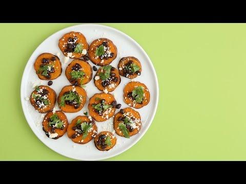 Gluten-Free Sweet Potato Crostini - Martha Stewart