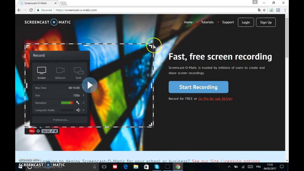 screen capture video windows 7
