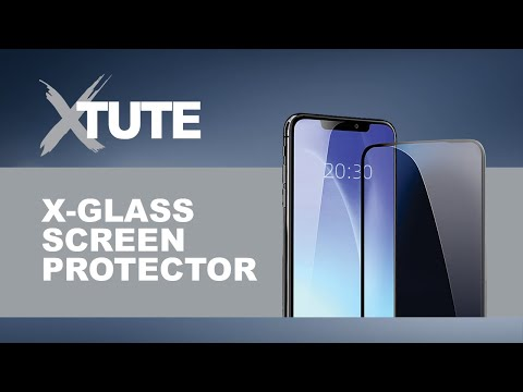 WTX XTUTE - X-Glass Tempered Glass Screen Protector