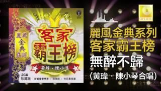 黃玮 陳小琴 Huang Wei Chen Xiao Qin - 無醉不歸 Wu Zui Bu Gui (Original Music Audio)
