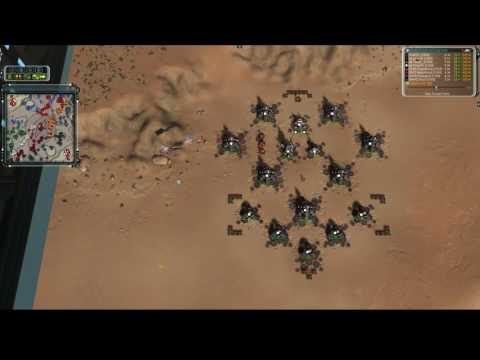 Supreme Commander - FAF Cast 314 - Custom 4v4 On Funeral Plains