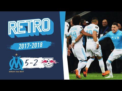OM 5-2 Leipzig l Le résumé d'un match de légende
