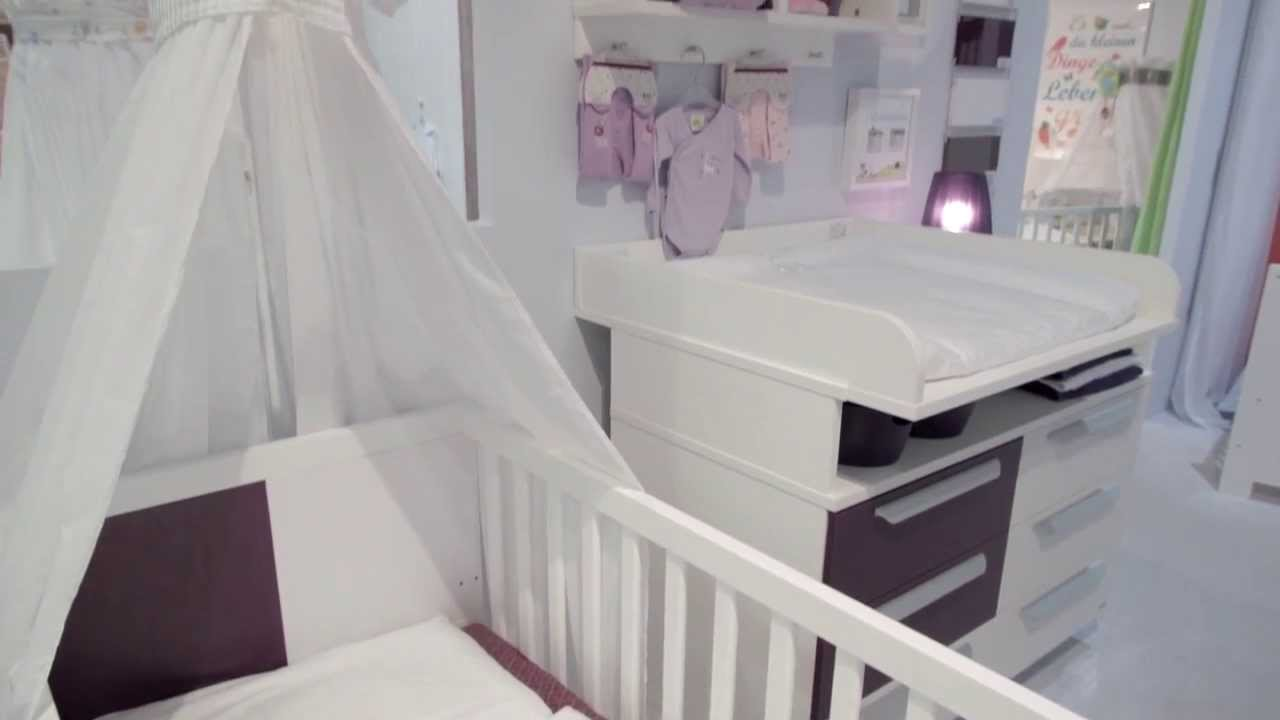 TRENDS - Babyzimmer Milla - YouTube