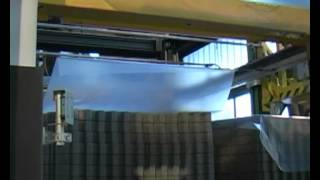 Производство тротуарной плитки, технология упаковки от ТМ Strapex(Производство тротуарной плитки, технология упаковки от ТМ Strapex (H40U-C and VTS45EM-C Pavers, top sheet, 3x3 on pallet) Данная технол..., 2013-04-19T15:42:08.000Z)