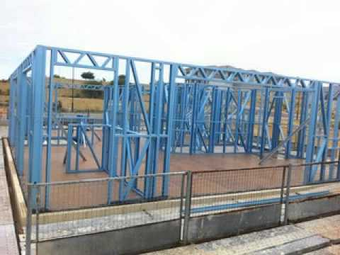 In2Steel Steel Wall Frames, Roof Trusses And Floor Joists