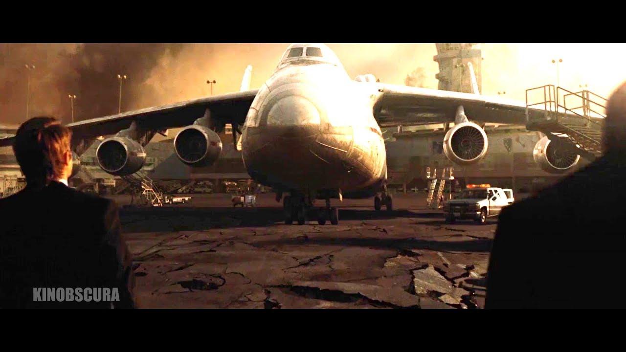 2012 2009 Antonov 500 Plane Takes Off Youtube