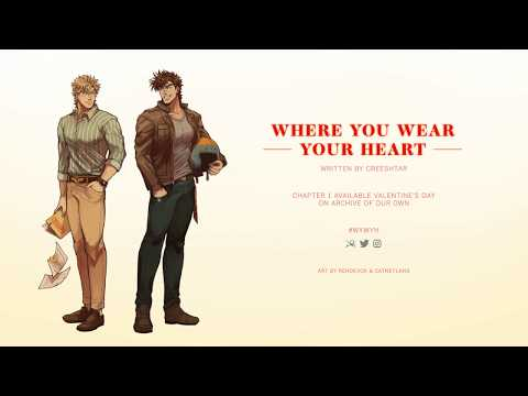 Where You Wear Your Heart [CAEJOSE FIC PROMO]