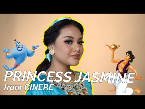 PRINCESS JASMINE FROM CINERE MENCARI ALADDIN | @firmanuchilmakeup