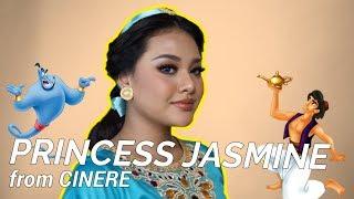 PRINCESS JASMINE FROM CINERE MENCARI ALADDIN | @firmanuchilmakeup