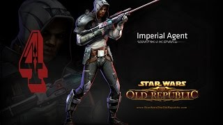 4.Прохождение Star Wars The Old Republic: Агент Империи (HUTTA)