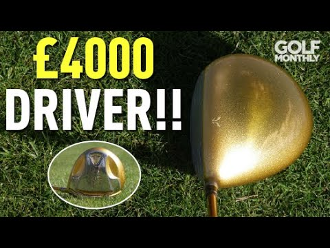 £4000 Driver… TESTED! Golf Monthly
