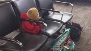 Teddy Bear Lost During Fort Lauderdale Airport Shooting Was Reunited With Owner