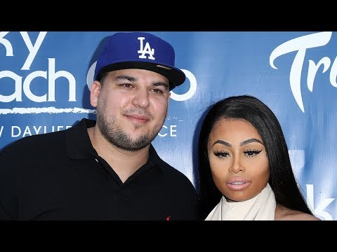 Rob Kardashian FIRES BACK At Blac Chyna's Lawsuit & Abuse Claims