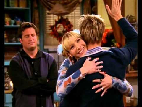 Friends : joey et la dinde de Thanksgiving