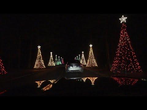 8 million Lights!! (Fantasy in Lights - Callaway Gardens)