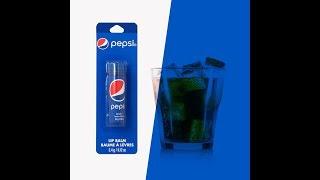 Pepsi balsam do ust   Premiera