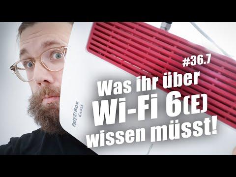 Die Fritzbox und das Rätsel um Wi-Fi 6(E) | c't uplink #36.7
