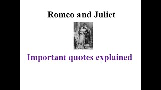 a brief summary of the play romeo and juliet Using this brief summary of the play romeo and juliet, students will gain insight on the basic storyline and themes of the play.