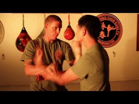 Gary Lam Wing Chun Kung Fu Warrington England - Students Level 2 - Dragon  Pole